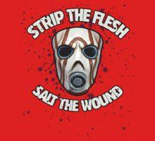 Strip The Flesh Salt The Wound by rjzinger