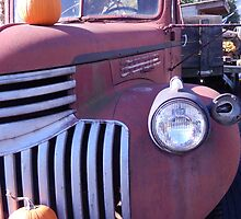 Old Farmstand Truck by LManfredi