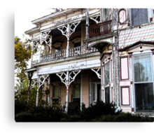 The Knox House Canvas Print