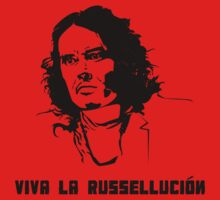 Viva La Russellución! by chooface