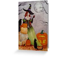 All Hallows Greeting Card