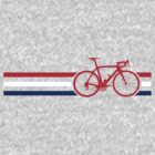 Bike Stripes British National Road Race v2 by sher00