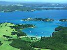 Otehei Bay, Bay of Islands, New Zealand.......! by Roy  Massicks