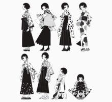 SAYONARA ZETSUBOU SENSEI - MATOI by Leyendecker