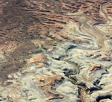 Patterns in the Canyon by Jennifer Heseltine
