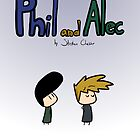 Phil and Alec by philandalec