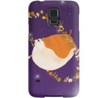 The Rings of Caturn Samsung Galaxy Case/Skin