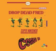 "Drop Dead Fred ""16 Bit"" by Faction"