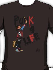 """Punk 4 Life"" T-Shirt"