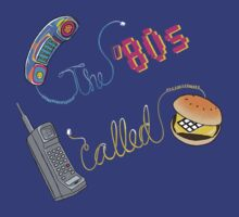 The 80's Called by Jessie Sima