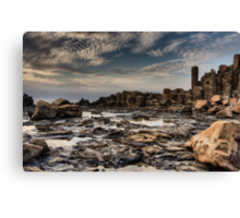 Bombo Quarry Canvas Print