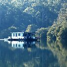 Clyde River Houseboat by shortshooter-Al