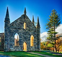 Port Arthur by Paul Amyes