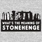 What's the meaning of stonehenge ? by Grunger71