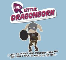My Little Dragonborn by Rob Goforth