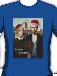 Happy Holidays from The Whites T-Shirt