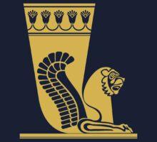 Persian - Persepolis by daandaan