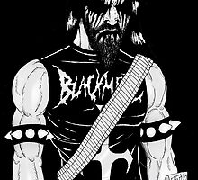 Black Metal by Luke Kegley