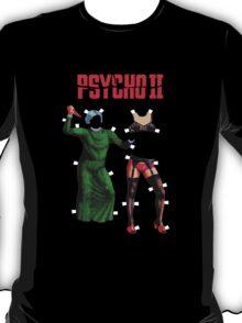 """Psycho II """"Paper Dolls"""" T-Shirt"""