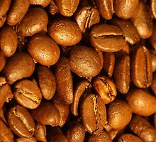 Coffee Beans by kobalos