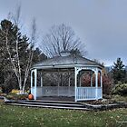 Gazebo  by DreamCatcher/ Kyrah Barbette L Hale