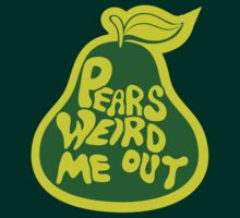 Pears Weird me out by innercoma