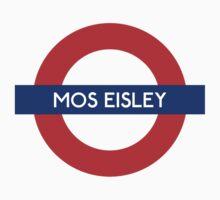Mos Eisley Underground by SerLoras