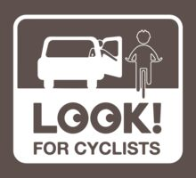 Look for Cyclists (dark) by KraPOW