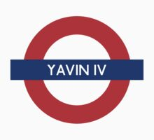 Yavin IV Underground by SerLoras