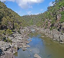 Cataract Gorge, Launceston by Graeme  Hyde