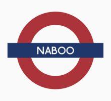 Naboo Underground. by Heidi Cox