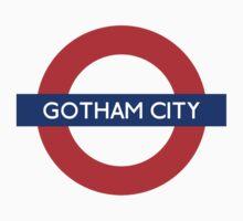 Gotham City Underground by Heidi Cox