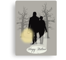 Sleepy Hollow T-Shirt Canvas Print