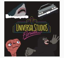 Retro Universal Studios by Maggie Smith