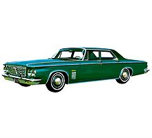 1963 Chrysler New Yorker by boogeyman
