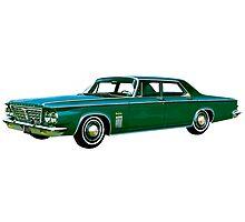 1963 Chrysler New Yorker by boogeyman