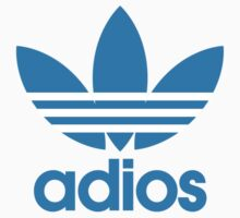 Adios -Adidas by monsterplanet