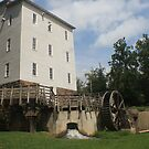 The Grist mill  by Leann  Rardin