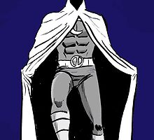 Moon Knight Skyline by MattKyme