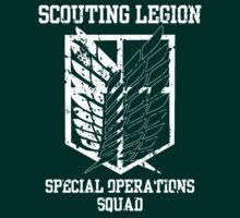 SCOUTING LEGION - Special Operations Squad by Mizuno Takarai