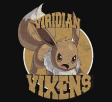 Viridian City Vixens by FrogusIV