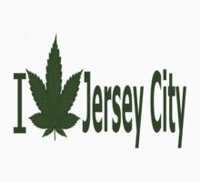 0155 I Love Jersey City by Ganjastan