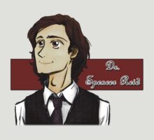 Spencer Reid by Silros