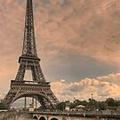Towering Over Pont d'Iena ©   by © Hany G. Jadaa © Prince John Photography