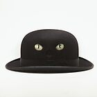 Black Cat Hat by Kitty Bitty