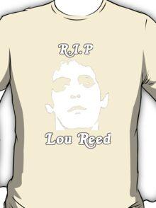 R.I.P Lou Reed T-Shirt