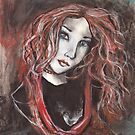 My spirit of the past haunting me by Ida Jokela