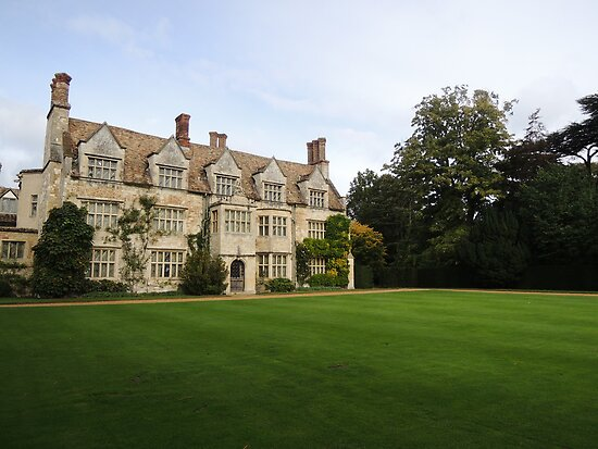 Anglesey Abbey by CreativeEm
