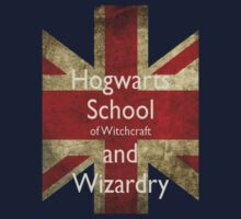Hogwarts School of Witchcraft and Wizardry by NewTeez