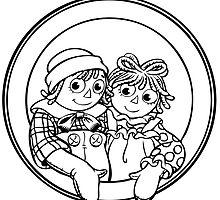 It's Raggedy Ann & Andy! by redbot